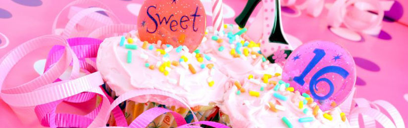 Sweet 16 Parties Catered NJ